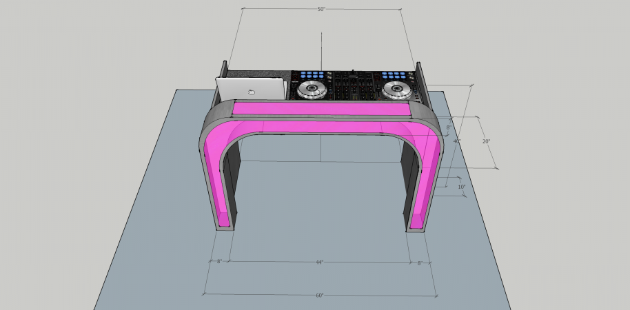 Illuminated DJ Table #207<br>2,436 x 1,200<br>Published 7 months ago