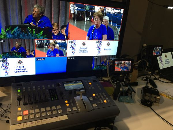 Video Production VFW Convention #325<br>4,032 x 3,024<br>Published 9 months ago