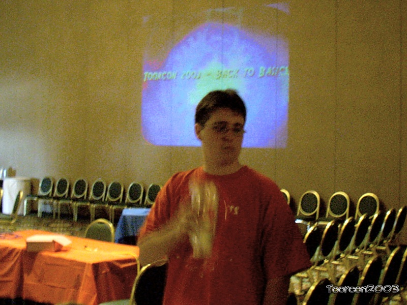 Toorcon Hacker Convention Photo #237