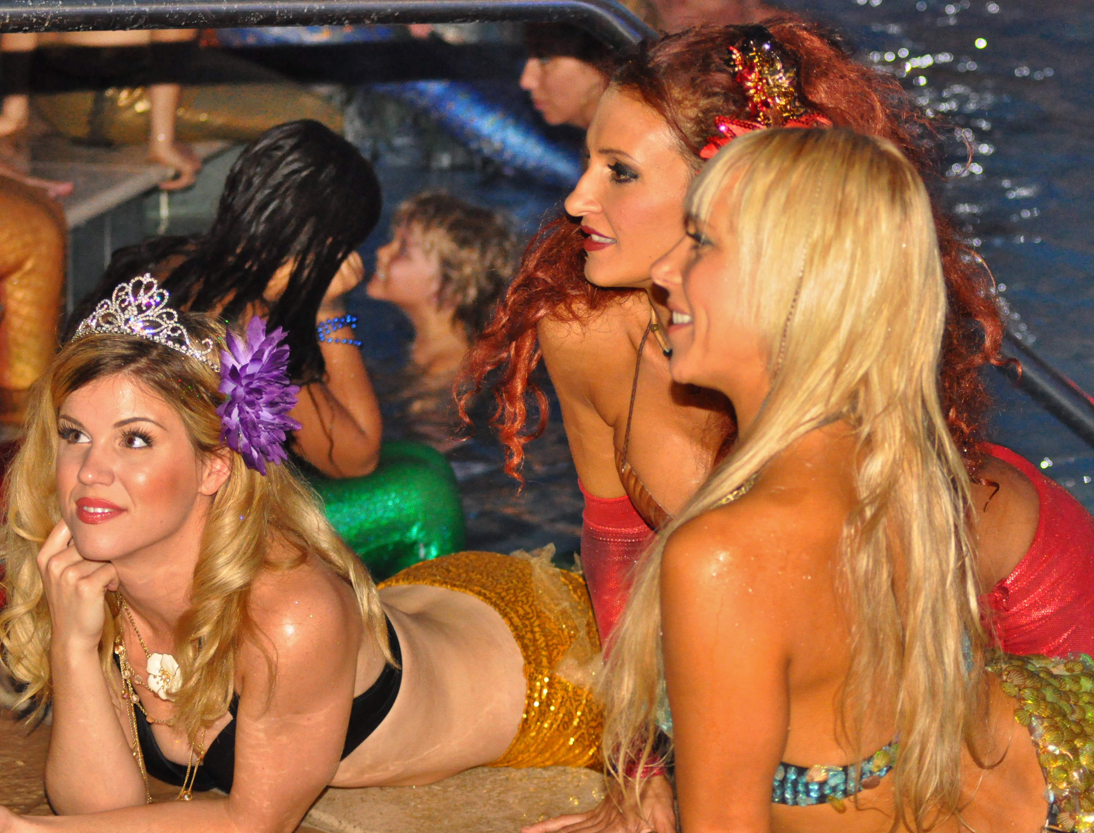 Mermaid Convention Photography Photo #293